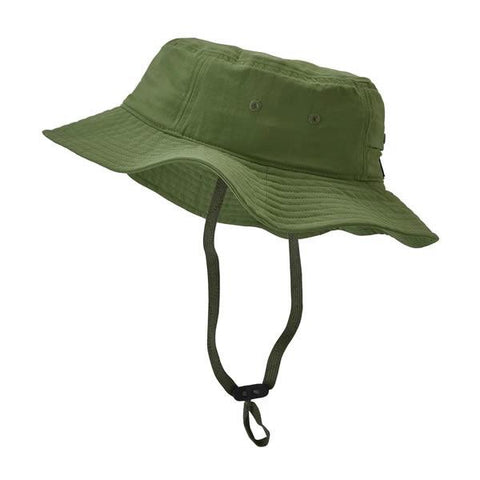 Patagonia Men's Mickledore Bucket Hat Greenie Green