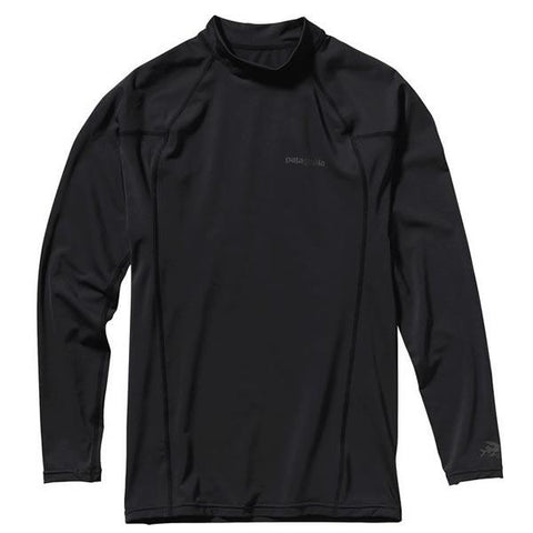 Patagonia Men's RO Surf Rashie Long Sleeve black