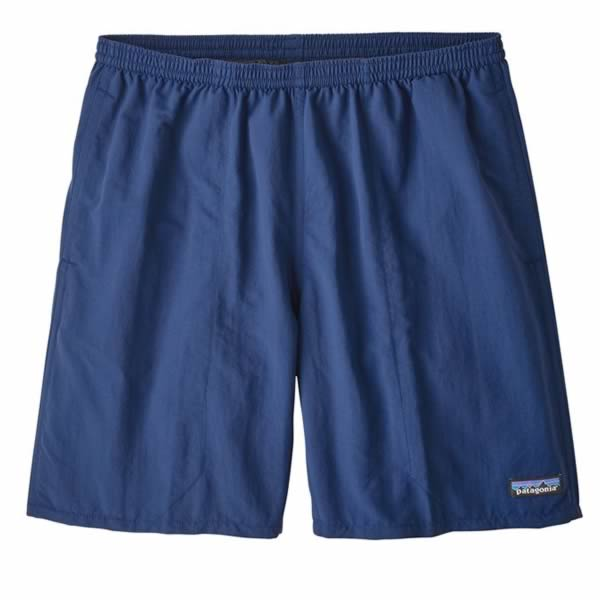 Patagonia Men's Baggies Longs 7 inch superior blue