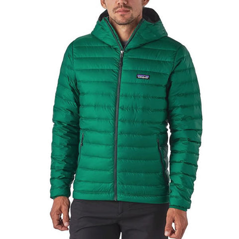 Patagonia Men's Down Sweater Hoody Jacket - 800 Loft