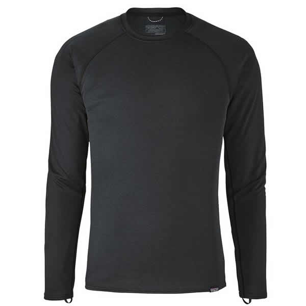 Patagonia Men's Capilene Midweight Crew Thermal Top Latest Model - Thermal Underwear