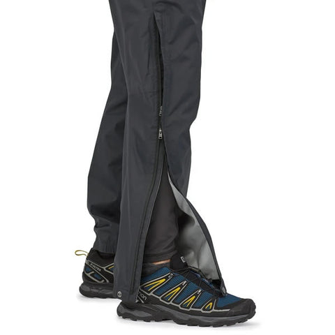 Patagonia Men's Torrentshell 3 Layer Waterproof Windproof Overpants zippers up side
