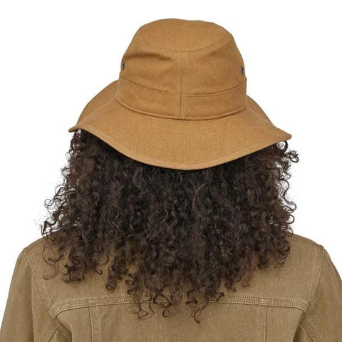Patagonia The Forge Hat rear view woman