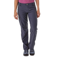 Patagonia Women's RPS Lightweight Climbing Pants front view in use