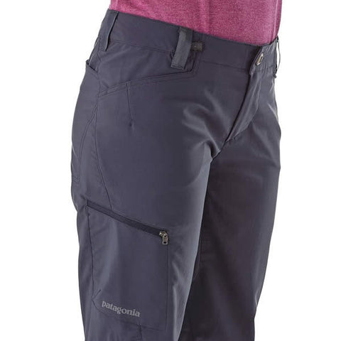 Patagonia Women's RPS Lightweight Climbing Pants side view in use