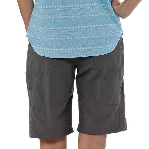 Patagonia Womens Away from Home Lightweight Quick Dry Travel Shorts rear view