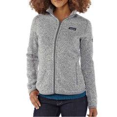 Patagonia Women's Better Sweater Fleece Jacket in use front view
