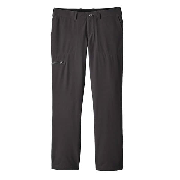 Patagonia Women's Happy Hike Pants Lightweight Quick Dry Hike and Travel Pants ink black