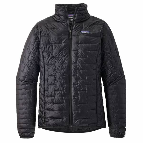 Patagonia Womens Micro Puff Insulated Jacket black