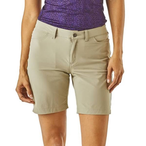 Patagonia Women's Skyline Traveler Shorts Stretch Quick Dry Travel Shorts