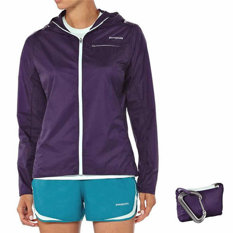 Patagonia Womens Houdini wind jacket outdoor gear lab editors choice award