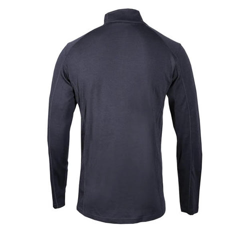 Point6 Men's Merino 1/4 Zip Thermal Top Front View