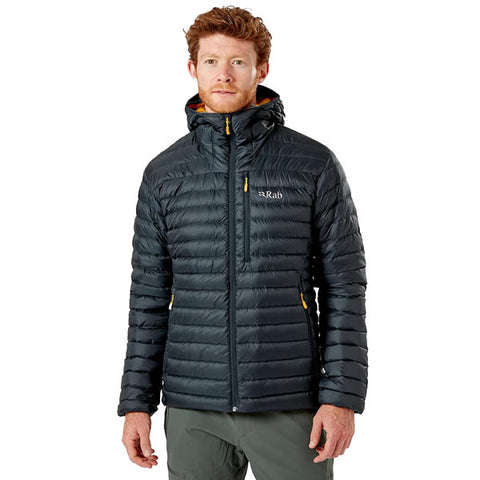 Rab Men's Microlight Alpine Hoody Outdoor Gear Lab Best Buy Award