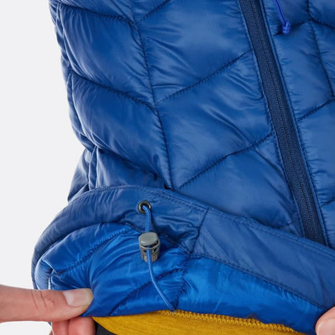Rab Women's Nimbus Insulated Synthetic Jacket drawcord waist