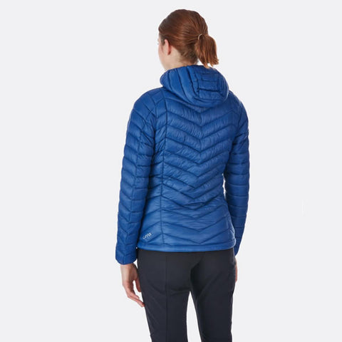 Rab Women's Nimbus Insulated Synthetic Jacket rear view