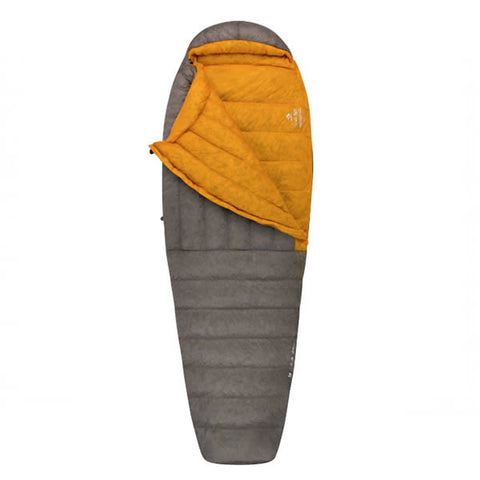 Sea to Summit Spark SPII SP2 Ultralight Sleeping Bag unzipped