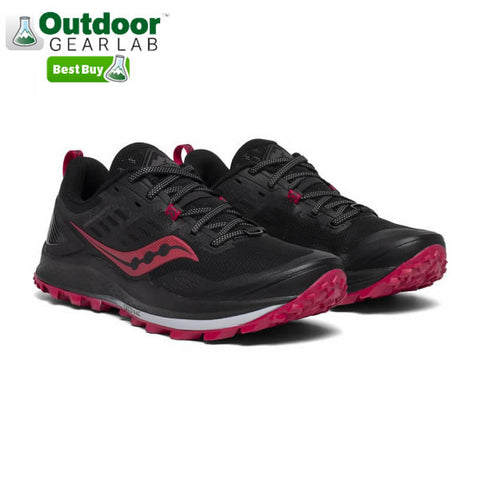 Saucony Women's Peregrine 10 Trail Running Shoe