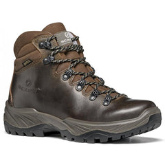Scarpa Terra Unisex Gore-Tex Leather Hiking Boot Side View