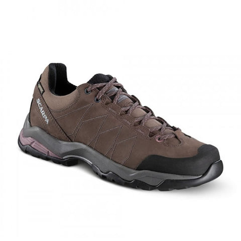 Scarpa Moraine Plus Women's Gore-Tex Lightweight Travel and Hiking Shoe - Seven Horizons