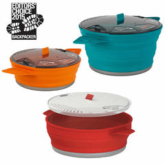Sea to Summit X-Pot collapsible cooking pot 2.8 L - Seven Horizons