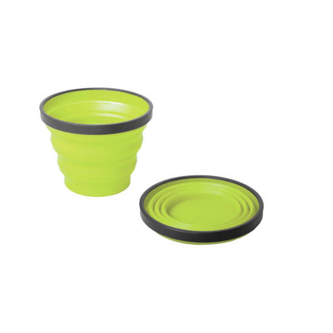 Sea to Summit Foldable X-Cup Lime