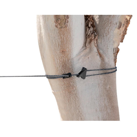 Sea to Summit Pegless Clothesline around tree