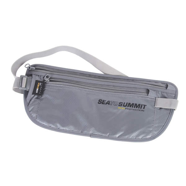 Sea to Summit Travelling Light RFID Money Belt - Seven Horizons