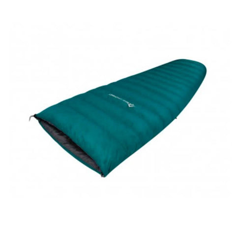 Sea to Summit Traveller TRII 750 Loft Down Sleeping Bag end view