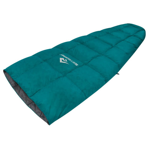 Sea to Summit Traveller Down Sleeping Bag end view