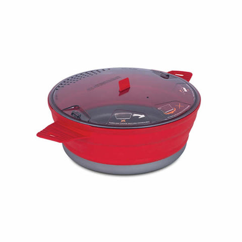 Sea to Summit X-Pot collapsible cooking pot 4 L - Seven Horizons