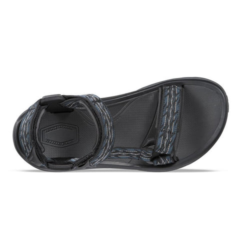 Teva Terra-Fi 4  Firetread Midnight top view