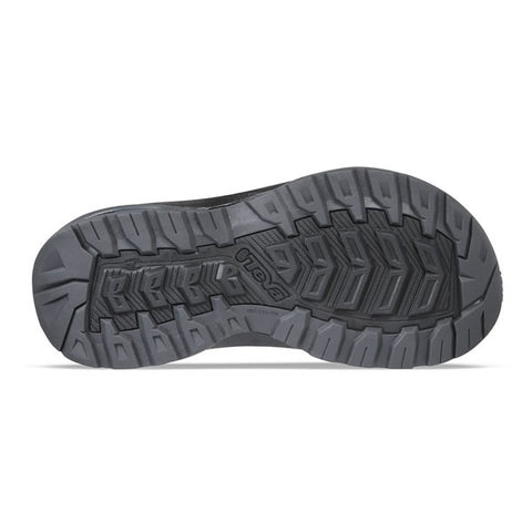 Teva Terra-Fi 4  Firetread Midnight sole view