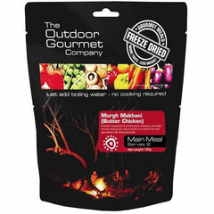 The Outdoor Gourmet Company Murgh Makhani Butter Chicken Double Serve