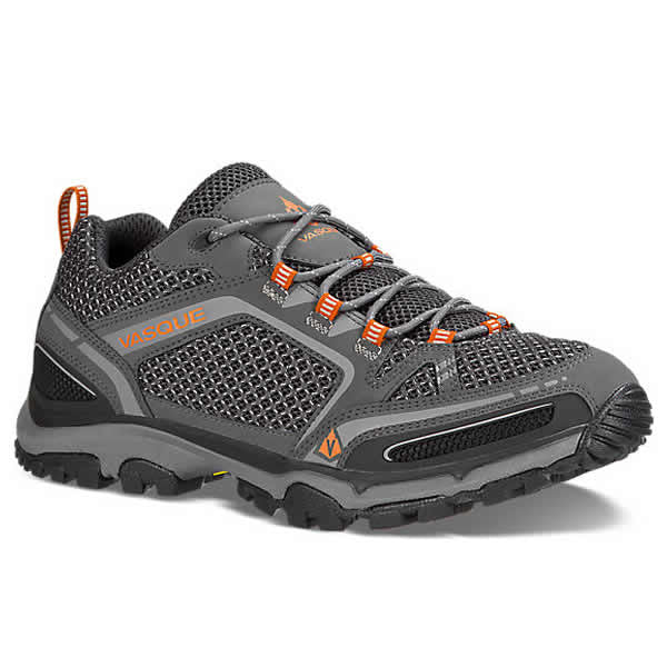 Vasque Inhaler II Low Men's Lightweight Performance Hiking Shoe - Seven Horizons