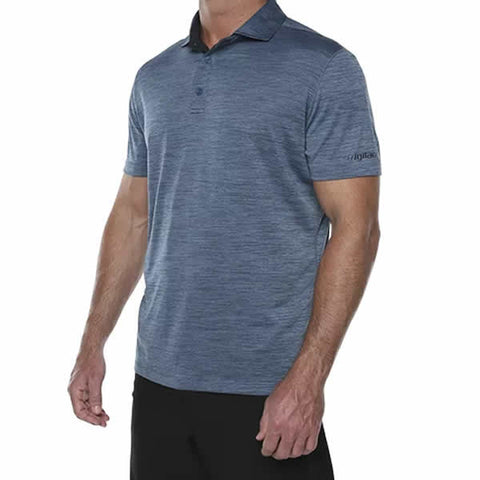 Vigilante Mens Polo Shirt Travel Captain Side View