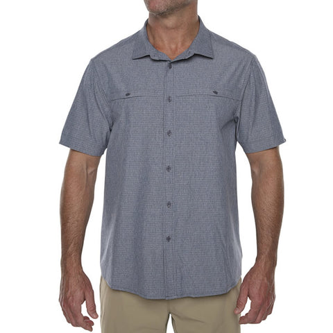 Vigilante Mens Hypergrade Short Sleeve Adventure Travel Shirt