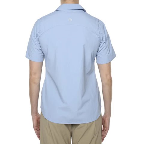 Vigilante Womens Chasm Shirt Serenity rear view