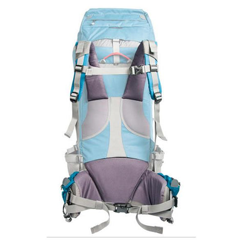Wilderness Equipment Pindar 60 Litre Top Loading Canvas Backpack harness