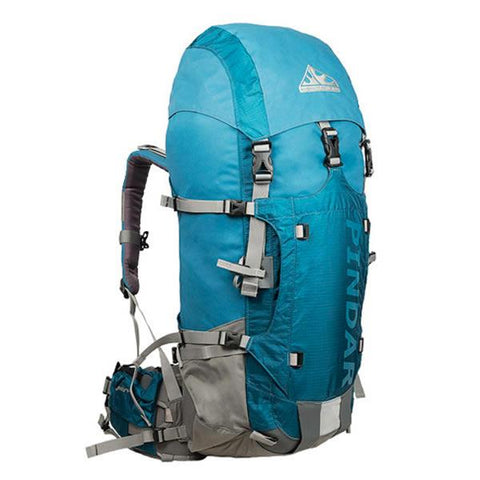Wilderness Equipment Pindar 60 Litre Top Loading Canvas Backpack Ocean