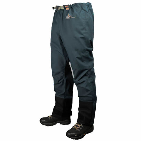 Wilderness Equipment Mens / Women's Raindance Overpant - Heavy Duty Waterproof Breathable Overpants