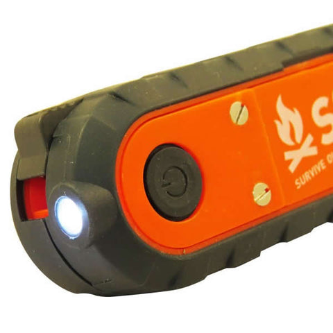 AMK SOL Phoenix 8+ Survival Tool LED light