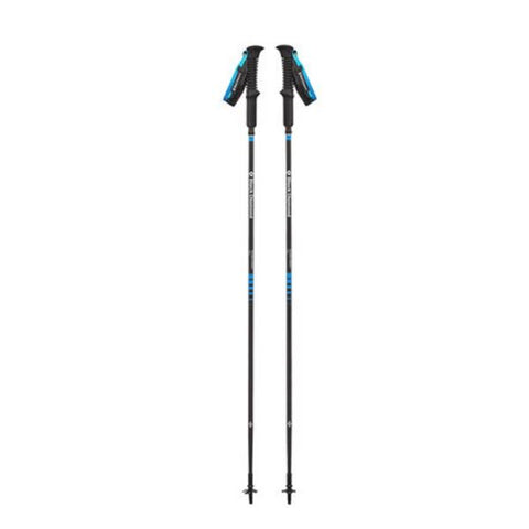 Black Diamond Distance Carbon Z 2018 Trekking Pole showing collapsed