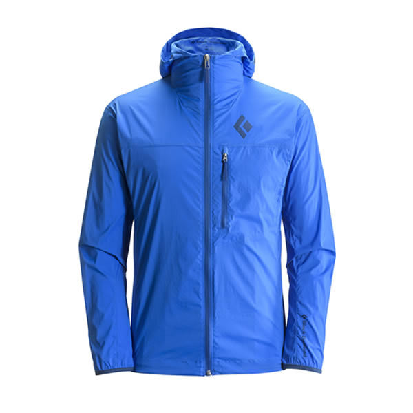 Black Diamond Men's Alpine Start Hoody - Super Lightweight and Breathable Softshell Jacket - Seven Horizons