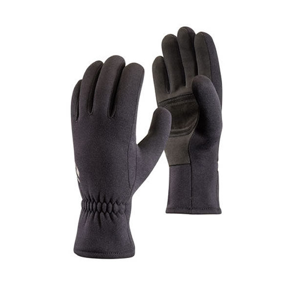 Black Diamond Mid Weight Screen Tap Fleece Glove 0ºC to 7ºC
