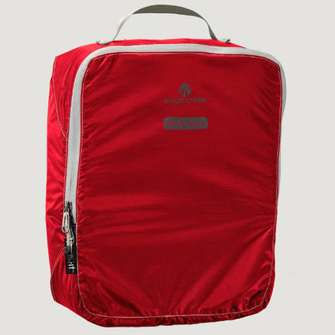 Eagle Creek Pack It Specter Multi Shoe Cube Volcano Red