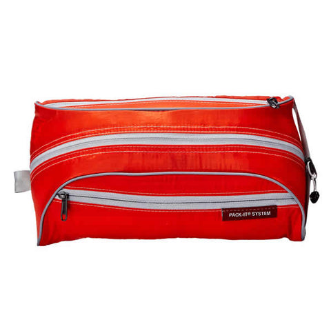 Eagle Creek Pack-It Specter Quick Trip Toiletry Bag flame orange