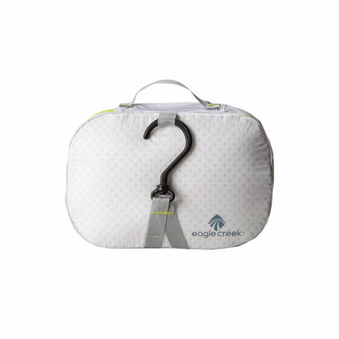 Eagle Creek Pack-It Specter Wallaby Hanging Toiletry Bag white strobe green