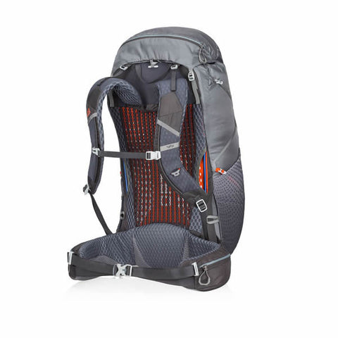 Gregory Optic 58 Litre Lightweight Backpack Lava Grey