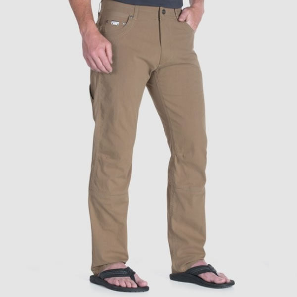 Kuhl Radikl Men's Pants dark khaki front view