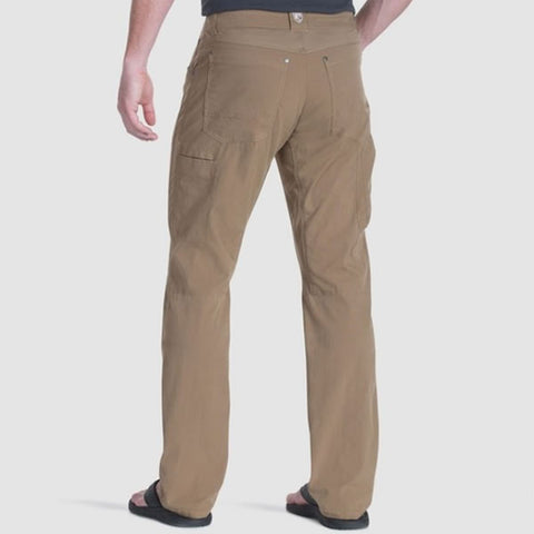 Kuhl Radikl Men's Pants dark khaki rear view